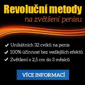 Revoluční metody na zvětšení penisu