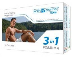 Andropharmia Vigor - Prášky na zvětšení penisu