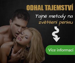 Odhal tajemství na zvětšení penisu