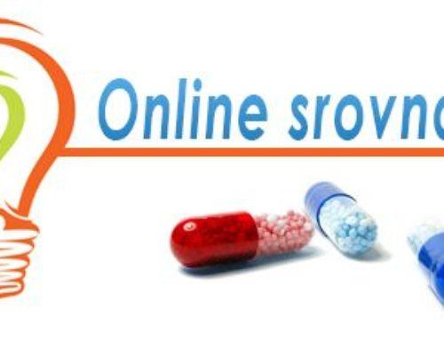 Online srovnávač prášků na zvětšení penisu